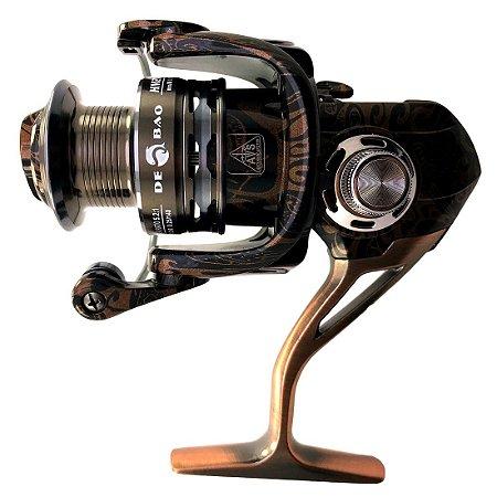 Molinete 13 Rolamentos HM 2000 Alto Mar Waterproof 30 Lbs