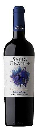 VINHO TINTO SALTO GRANDE RESERVA ESPECIAL CABERNET FRANC