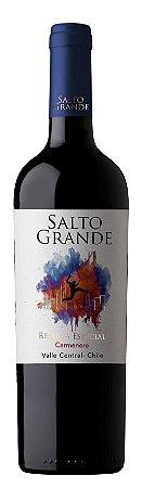 VINHO TINTO SALTO GRANDE RESERVA ESPECIAL CARMENERE