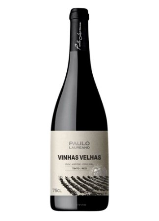 VINHO TINTO PAULO LAUREANO VINHAS VELHAS 2017