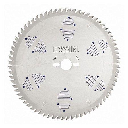 DISCO DE SERRA 250MM 80D P/MDF IRWIN - 1863701
