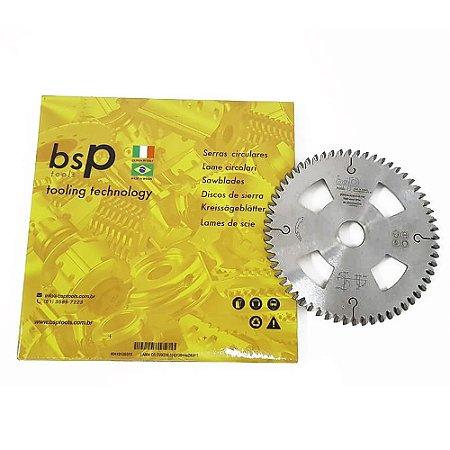 SERRA BSP PARA FUNDO DE GAVETA 200x4x6,3MM 60 DENTES - CDS