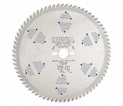 SERRA CIRCULAR 300x30x2,2MM 96D METAL DURO IRWIN 1863706