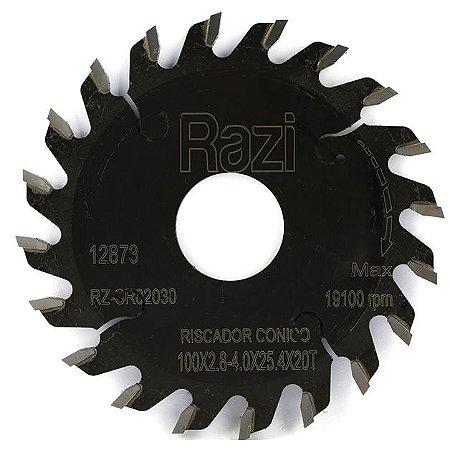 SERRA RISCADOR 120X2,8.3,6X22X12+12T RAZI 12875