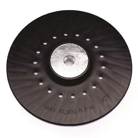 DISCO PLASTICO PARA ESMERILHADEIRA 180MM J225BJ BLACK JACK