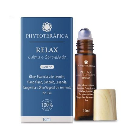 Phytoterápica Composto Essencial Relax Roll-on 10ml