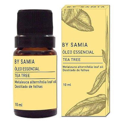Óleo Essencial Tea Tree - Melaleuca By Samia 10ml