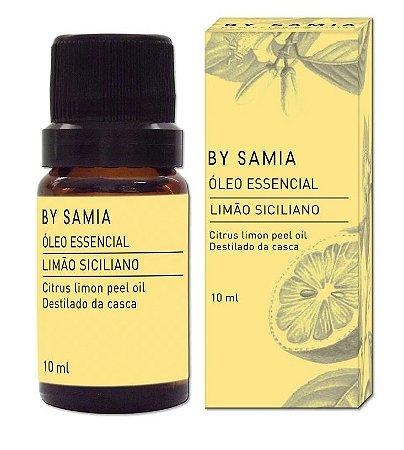 By Samia Óleo Essencial Limão Siciliano 10ml