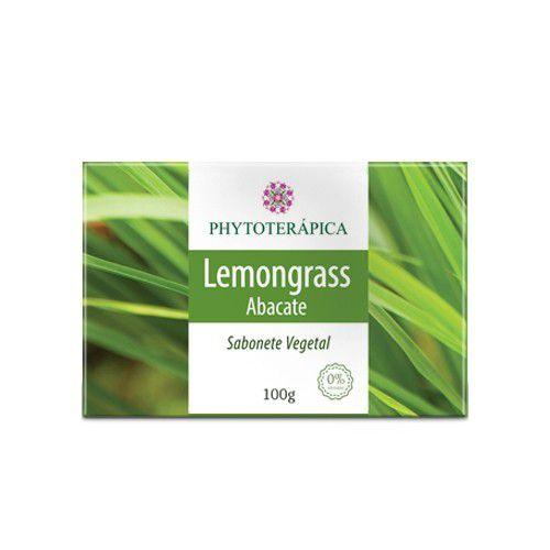 Phytoterápica Sabonete Lemongrass e Abacate 100g