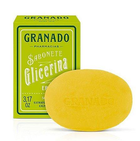 Granado Sabonete Barra Glicerina Erva-doce 90g