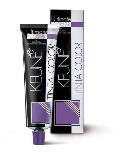 Tinta Keune Color UC 5.1 Castanho Claro Acinzentado 60ml