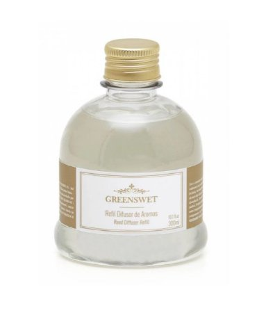 Greenswet Refil Difusor de Aromas Quartzo Verde 300ml