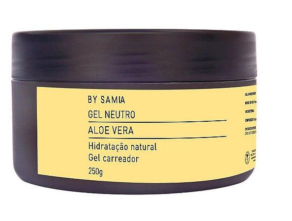 Gel Aloe Vera Neutro by Samia 250g