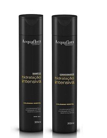 Acquaflora Hidratação Intensiva - Kit Shampoo e Condicionador