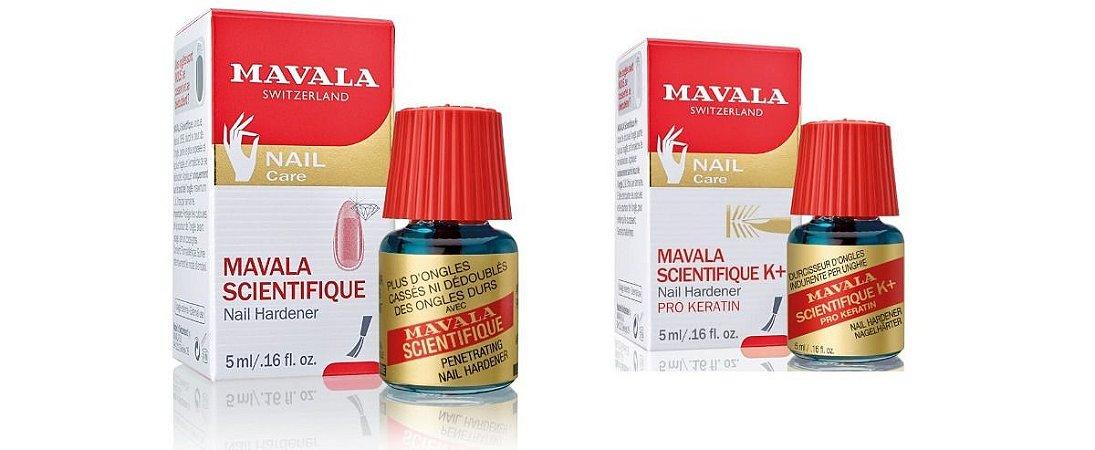 Mavala - Kit Scientifique Endurecedor De Unhas + Endurecedor De Unhas K+