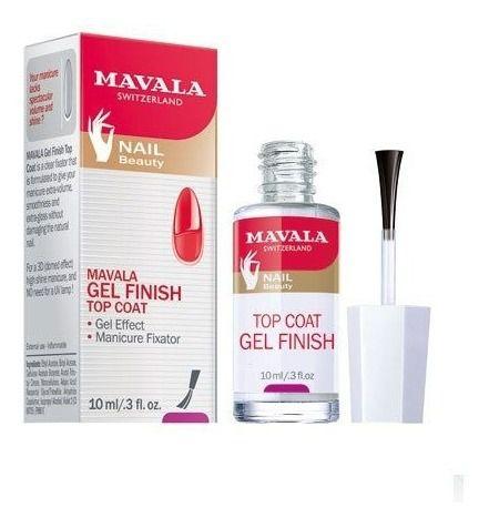 Mavala - Gel Finish Top Coat - Efeito Gel 10ml