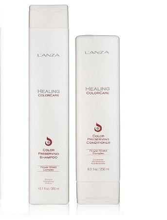 Lanza Healing Color Care - Kit Shampoo e Condicionador