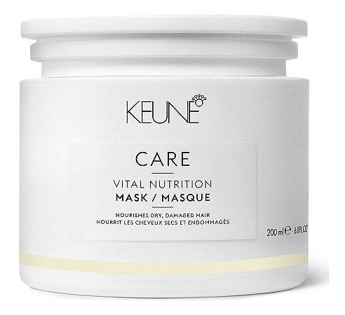 Keune Vital Nutrition - Máscara 200ml