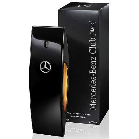 Perfume Mercedes Benz Club Black 100ml