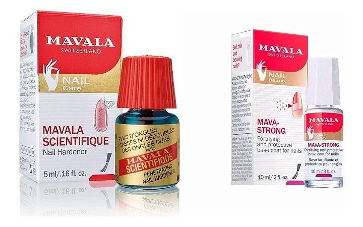 Mavala - Kit Scientifique Endurecedor de Unhas + Mava Strong