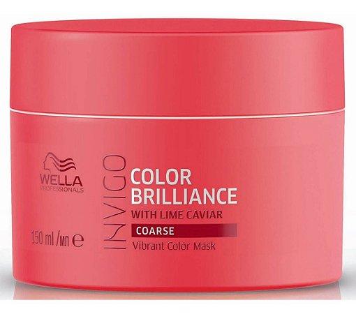 Wella Invigo Color Brilliance - Máscara 150ml