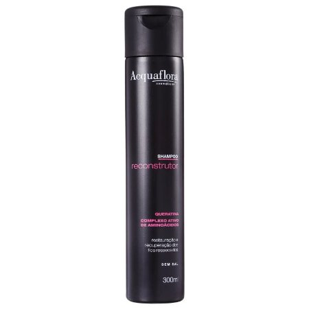 Acquaflora Reconstrutor- Shampoo 300ml