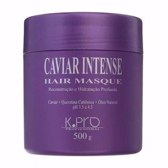 Kpro Caviar Intense - Máscara De Tratamento 500g