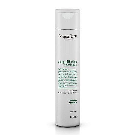 Acquaflora Equilíbrio Oleosidade -  Shampoo Raiz Oleosa Ponta Seca 300ml