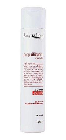 Acquaflora Equilíbrio Queda - Shampoo Raiz Oleosa Ponta Seca 300ml
