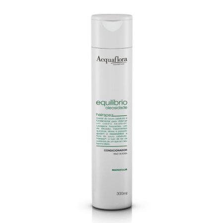 Acquaflora Equilíbrio Oleosidade - Condicionador Raiz Oleosa 300ml