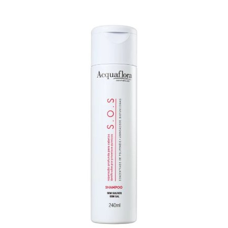 Acquaflora SOS- Shampoo 240ml