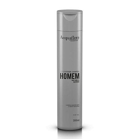 Acquaflora Homem Cabelos Oleosos - Shampoo 300ml