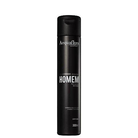 Acquaflora Homem Cabelos Normais -Shampoo 300ml