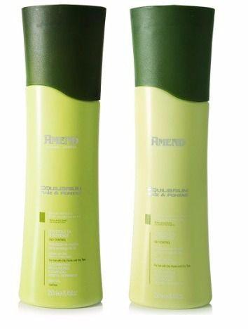 Amend Equilibrium Raiz E Pontas - Kit Shampoo e Condicionador