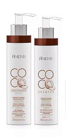 Amend Coco - Kit Shampoo e Condicionador