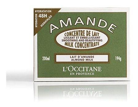Loccitane  Amande - Hidratante Corporal Firmante Amêndoas 200ml