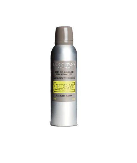 Loccitane Cedrat - Gel De Barbear 150ml