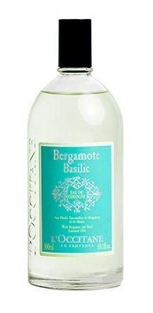 Loccitane Eau De Cologne - Bergamote Basilic 300ml