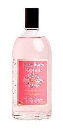 Loccitane Eau De Cologne - Baies Roses Mandarine 300ml