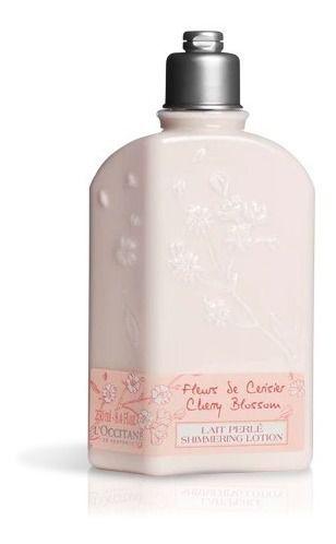 Loccitane Flor De Cerejeira - Loção Corporal Desodorante 250ml