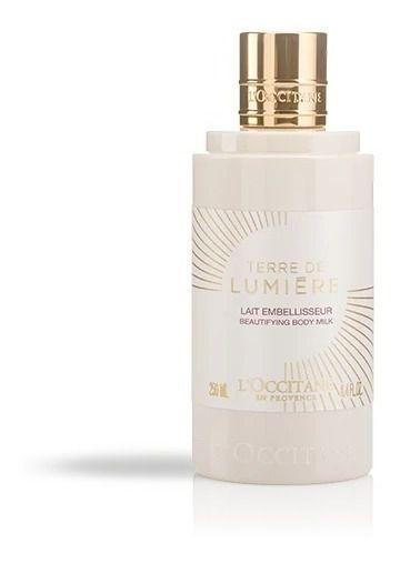 Loccitane Terre De Lumíere L'eau - Leite Corporal Hidratante 250ml
