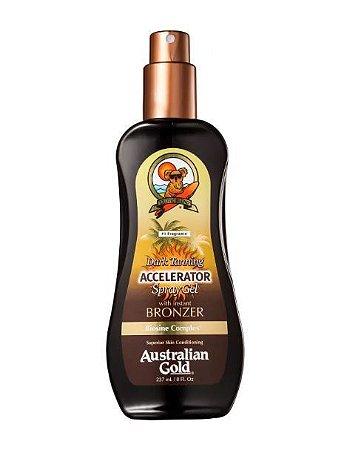 Australian Gold - Accelerator Spray Gel Dark Tanning 237ml