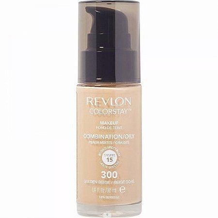 Revlon Colorstay Base Para Peles Mistas/Oleosas 300