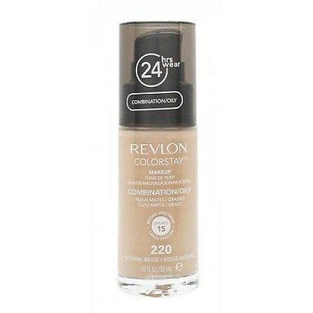 Revlon Colorstay Base Para Peles Mistas/Oleosas 220