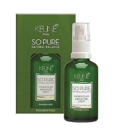 Keune So Pure - Morroccan Argan Oil 45ml