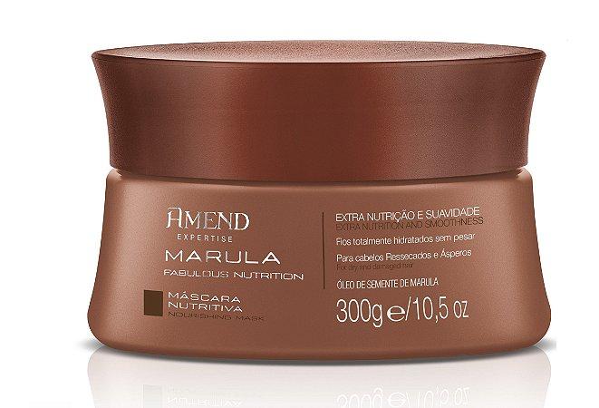 Amend Marula - Máscara Nutritiva 300g