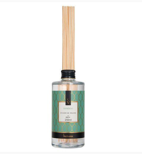 Via Aroma Bamboo - Refil Difusor 250ml