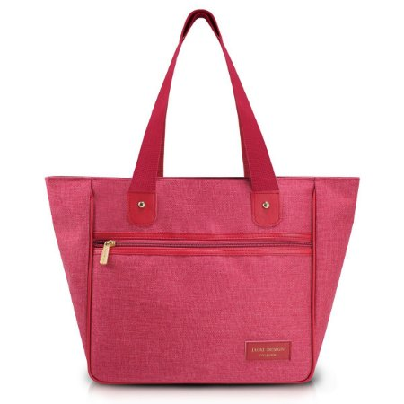 Jacki Design Bolsa Feminina G Be - Vermelha