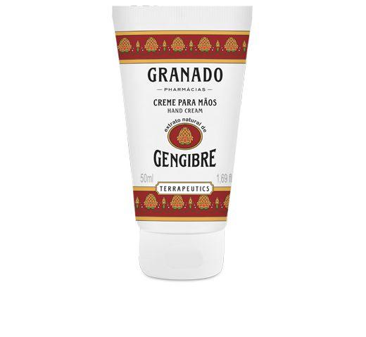 Granado Creme de Mãos Gengibre 50ml