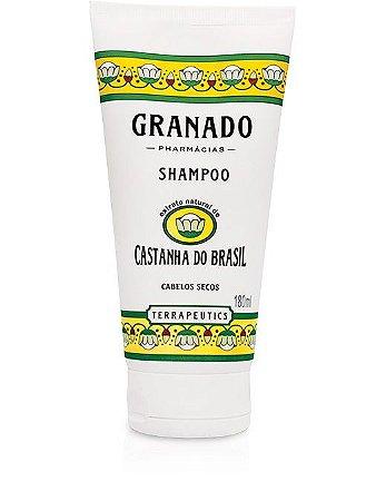 Granado Shampoo Castanha do Brasil 180ml